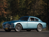 Aston Martin DB2/4 Saloon by Tickford MkIII (1958–1959) wallpapers