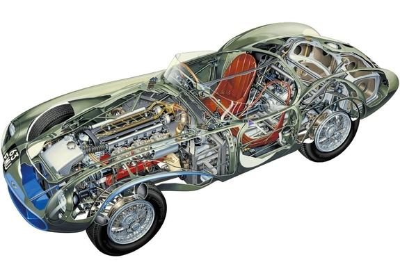 Aston Martin Db3s 19531956 Photos