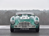 Aston Martin DB3 Spyder 1953–54 wallpapers