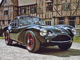 Aston Martin DB3S Fixed Head Coupe (1954–1955) pictures