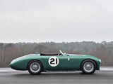 Photos of Aston Martin DB3 Spyder 1953–54