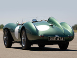Aston Martin DB3S (1953–1956) wallpapers
