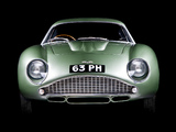 Aston Martin DB4 GTZ (1960–1963) photos