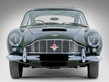 Aston Martin DB4 Vantage UK-spec IV (1961–1962) photos