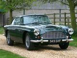 Aston Martin DB4 Vantage UK-spec IV (1961–1962) photos