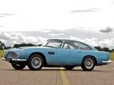 Images of Aston Martin DB4 Vantage V (1962–1963)
