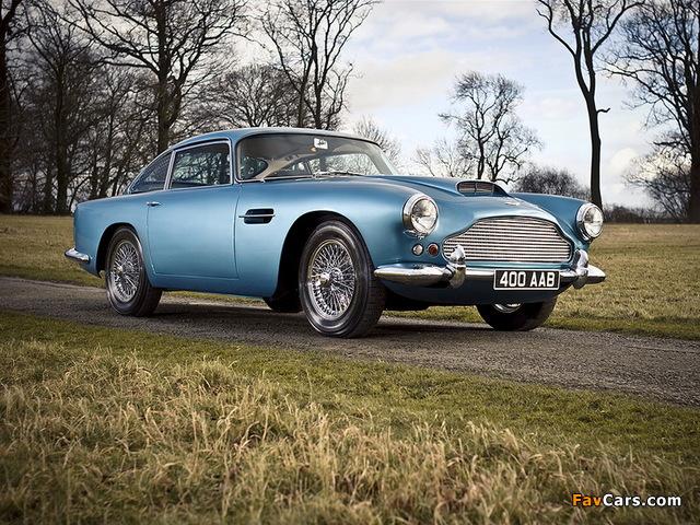 Photos of Aston Martin DB4 UK-spec (1958–1961) (640 x 480)