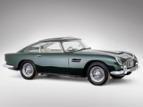 Photos of Aston Martin DB4 Vantage UK-spec IV (1961–1962)