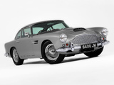 Pictures of Aston Martin DB4 UK-spec (1958–1961)