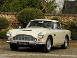Pictures of Aston Martin DB4 UK-spec IV (1961–1962)