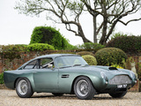 Pictures of Aston Martin DB4 Works Prototype (1957)