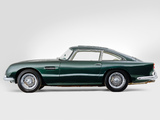Pictures of Aston Martin DB4 Vantage UK-spec IV (1961–1962)