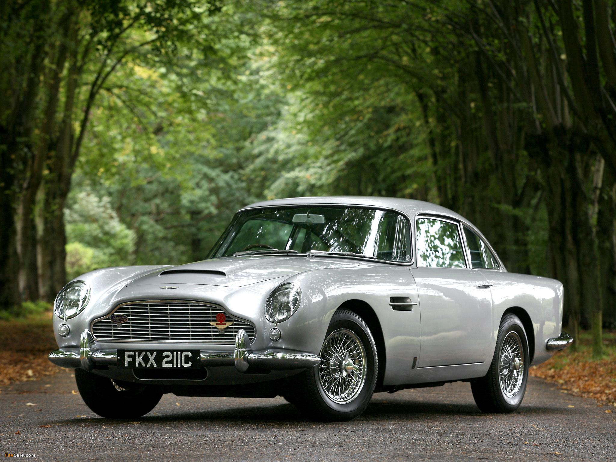 Aston Martin Advertising >> Aston Martin DB5 UK-spec (1963–1965) images (2048x1536)