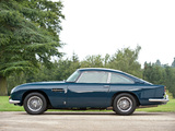 Aston Martin DB5 UK-spec (1963–1965) wallpapers
