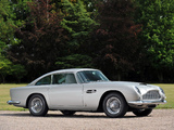 Aston Martin DB5 Vantage UK-spec (1964–1965) photos