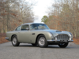 Aston Martin DB5 UK-spec (1963–1965) images