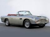 Aston Martin DB5 Volante (1963–1965) pictures