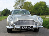 Images of Aston Martin DB5 Vantage UK-spec (1964–1965)