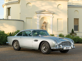 Photos of Aston Martin DB5 James Bond Edition (1964)