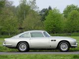 Pictures of Aston Martin DB5 Vantage UK-spec (1964–1965)
