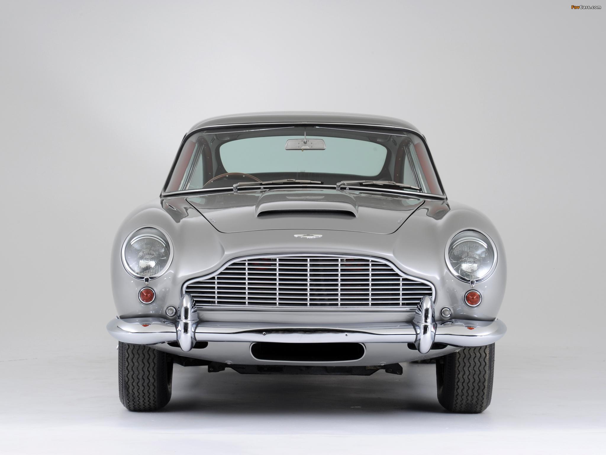 Aston Martin Db5 Vantage Uk Spec 1964 1965 Wallpapers