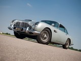Aston Martin DB5 James Bond Edition (1964) wallpapers