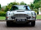Aston Martin DB6 Vantage UK-spec (1965–1970) photos