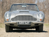 Aston Martin DB6 Vantage Volante (1965–1969) photos
