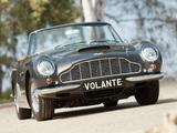 Aston Martin DB6 Volante (1965–1969) photos