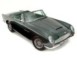 Aston Martin DB6 Volante UK-spec (1965–1969) photos