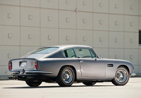 Aston Martin DB Vantage Pictures - Aston martin db6