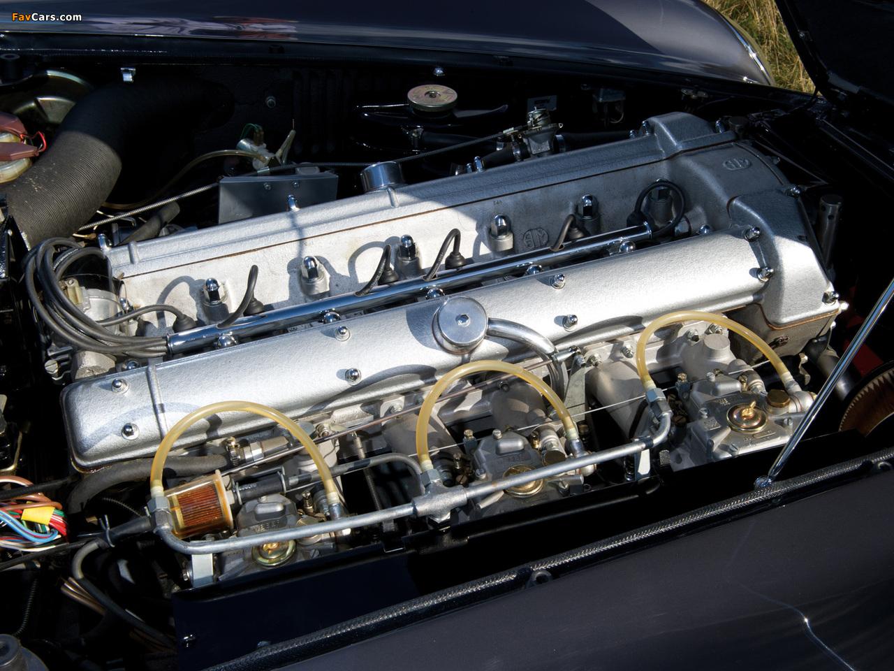 Aston Martin DB6 Shooting Brake by FLM Panelcraft (1967) images (1280 x 960)