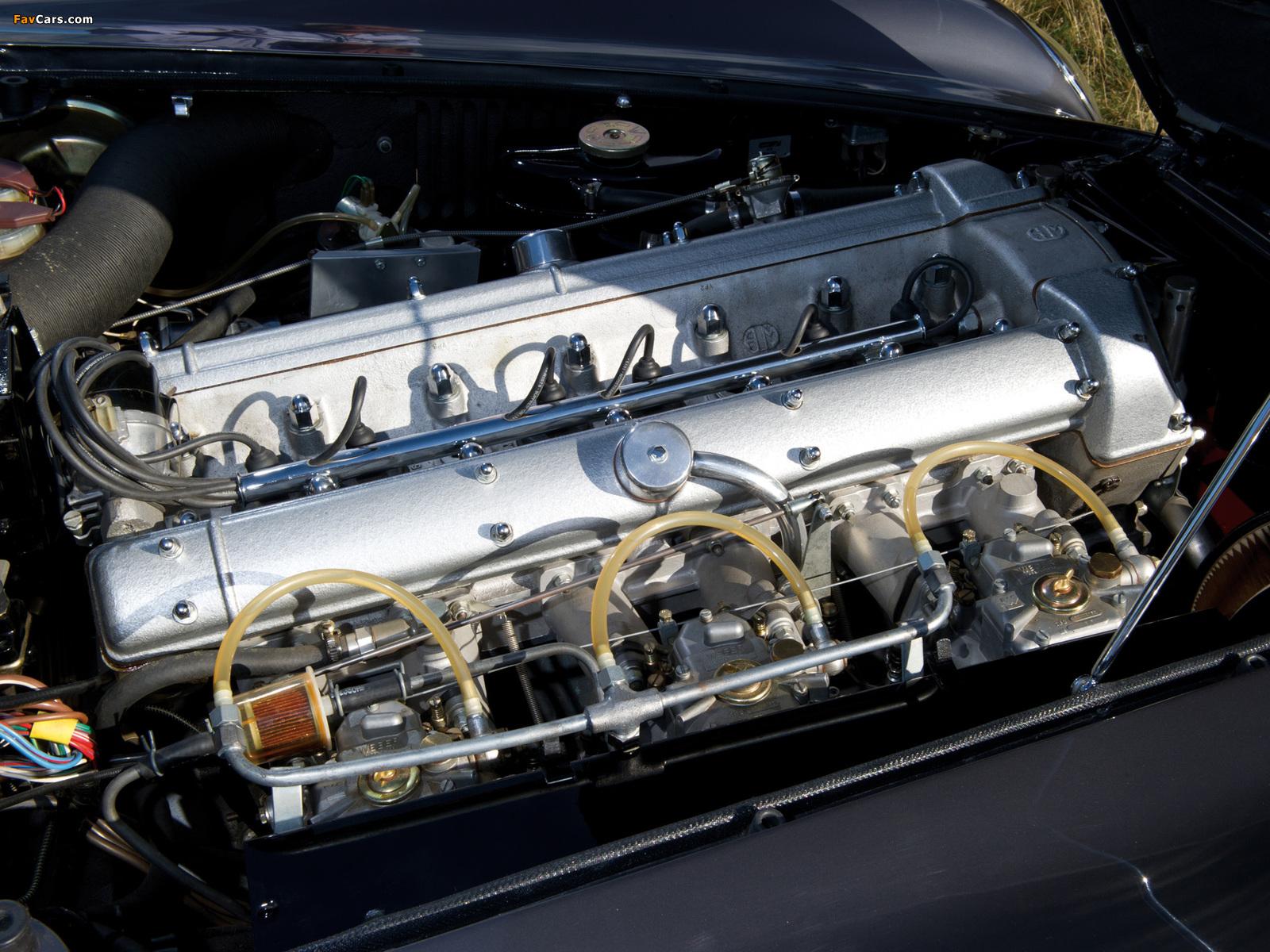 Aston Martin DB6 Shooting Brake by FLM Panelcraft (1967) images (1600 x 1200)