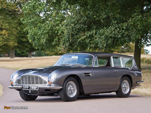 Aston Martin DB6 Shooting Brake by FLM Panelcraft (1967) images (640 x 480)