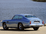 Aston Martin DB6 UK-spec (MkII) 1969–71 images