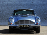 Aston Martin DB6 UK-spec (MkII) 1969–71 images