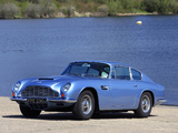 Aston Martin DB6 UK-spec (MkII) 1969–71 wallpapers