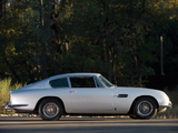 Aston Martin DB6 Vantage (1965–1970) wallpapers