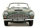 Images of Aston Martin DB6 Volante UK-spec (1965–1969)