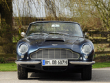 Photos of Aston Martin DB6 Volante (1965–1969)