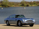 Photos of Aston Martin DB6 UK-spec (MkII) 1969–71