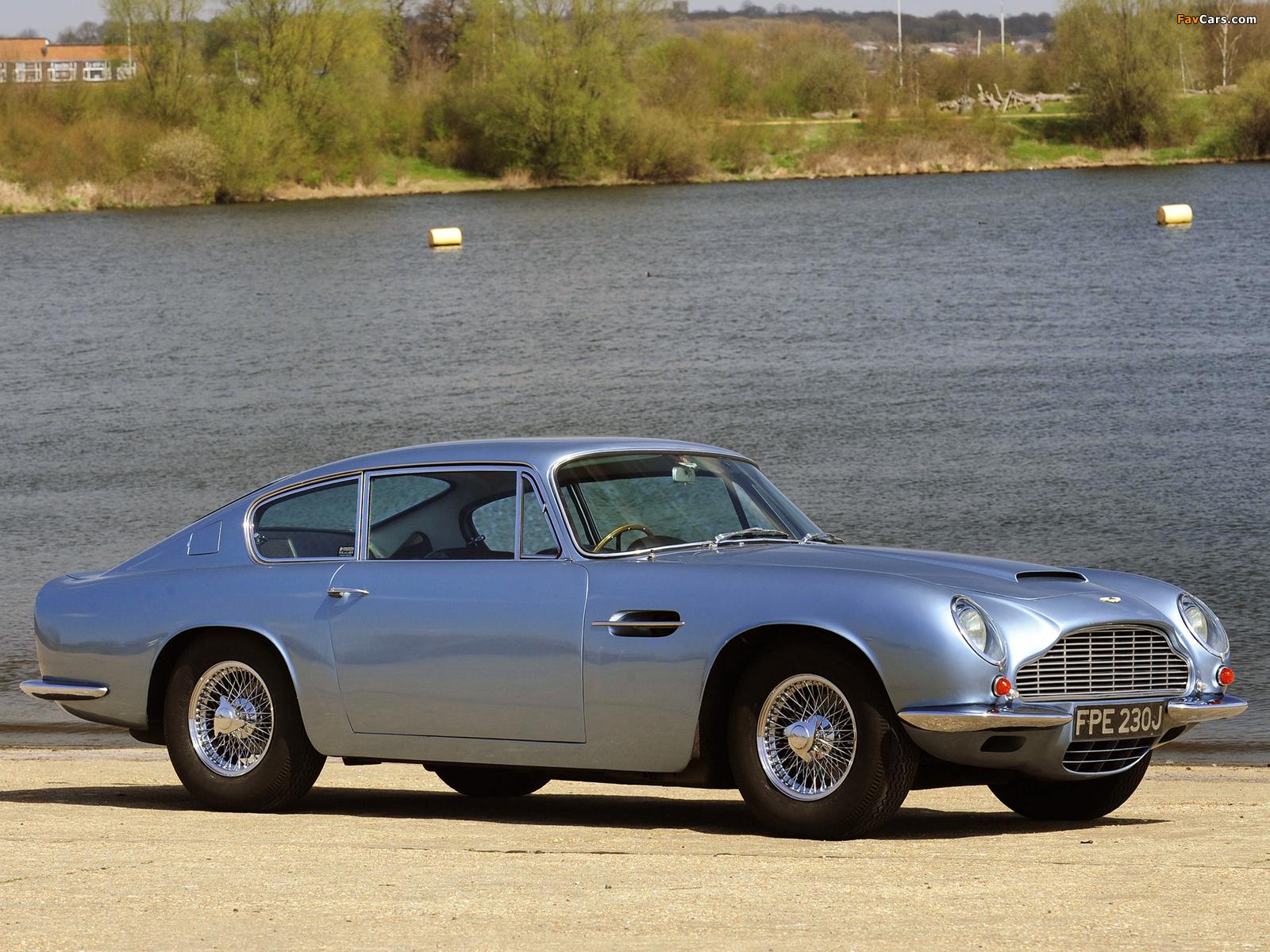 Photos of Aston Martin DB6 UK-spec (MkII) 1969–71 (1600 x 1200)