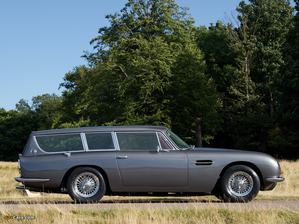 Pictures of Aston Martin DB6 Shooting Brake by FLM Panelcraft (1967) (1024 x 768)