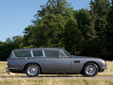 Pictures of Aston Martin DB6 Shooting Brake by FLM Panelcraft (1967)