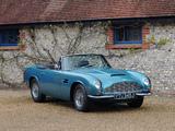 Aston Martin DB6 Vantage Volante (1965–1969) wallpapers