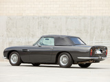 Aston Martin DB6 Volante (1965–1969) wallpapers