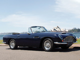 Aston Martin DB6 Volante UK-spec (1965–1969) wallpapers