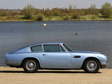 Aston Martin DB6 UK-spec (MkII) 1969–71 wallpapers