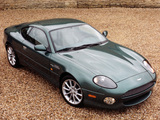 Aston Martin DB7 Vantage US-spec (1999–2003) pictures