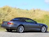 Aston Martin DB7 Vantage Volante (1999–2003) pictures